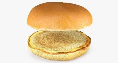 burger-bun-3D-model_0